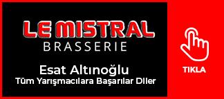 Le Mistral – Yarışma